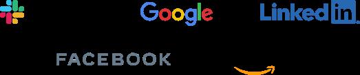 Logos of Companies on Bravado