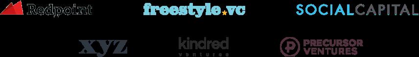 Logos of Investors
